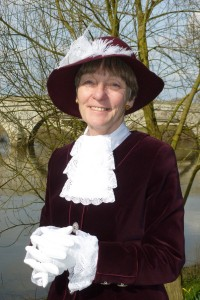 Christine Holmes, High Sheriff of Shropshire 2016-17